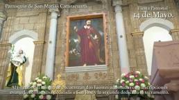EPSAT - Hidalgo Turismo Religioso 14 de Mayo Fiesta Patronal Parroquia San Matias Cataracuero
